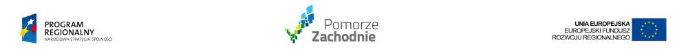 Projekt współfinansowany ze środków UE w ramach RPO